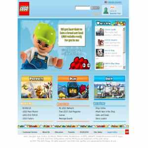 LEGO - Brick Toys