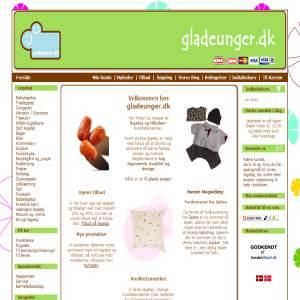 Legetøj fra GladeUnger.dk