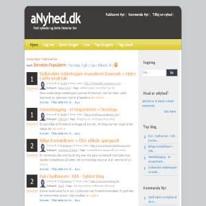 aNyhed.dk - Danish News Community