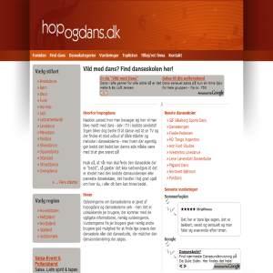 Dancestudios in Denmark - HopOgDans